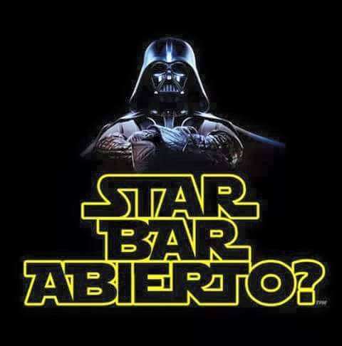 Star Bar Abierto?