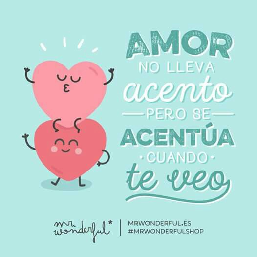 frases de amor mr wonderful